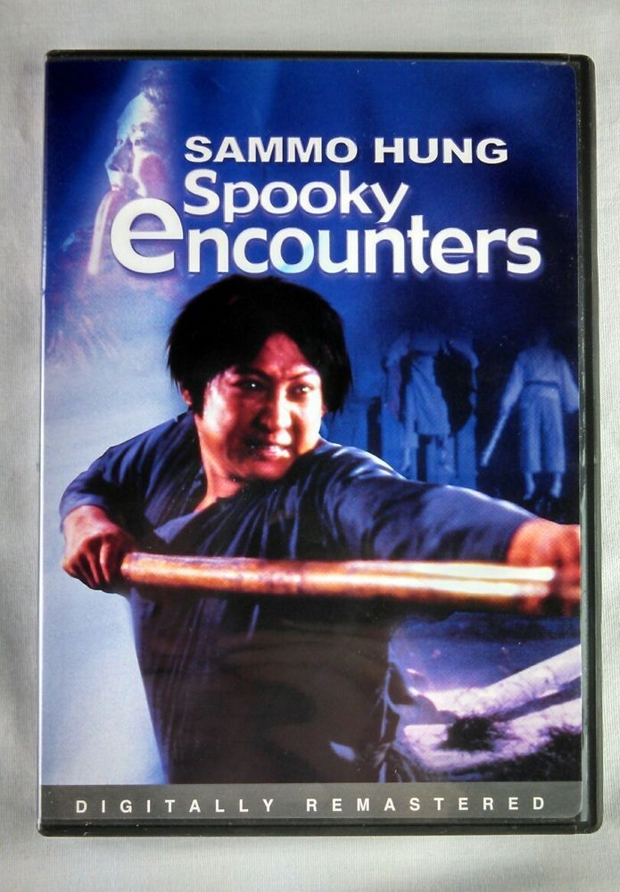Spooky Encounters DVD Digitally Remastered Fortune Star Sammo Hung