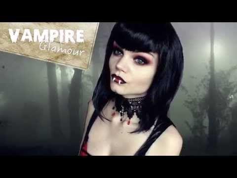 Maquillage Halloween Vampire Femme - Deguisetoi