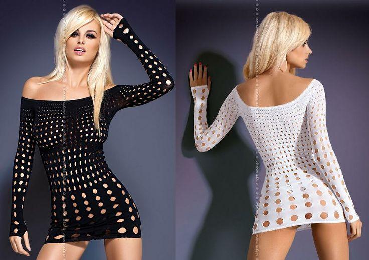 Sexy Zmysłowa Sukienka Rocker Dress Obsessive S/M