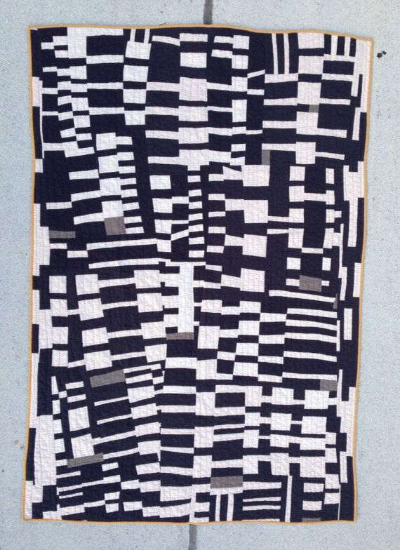 SOLD. The original quilt pictured above has already been sold. Please contact me if youre interested in a commissioned piece. — The Littleneck quilt