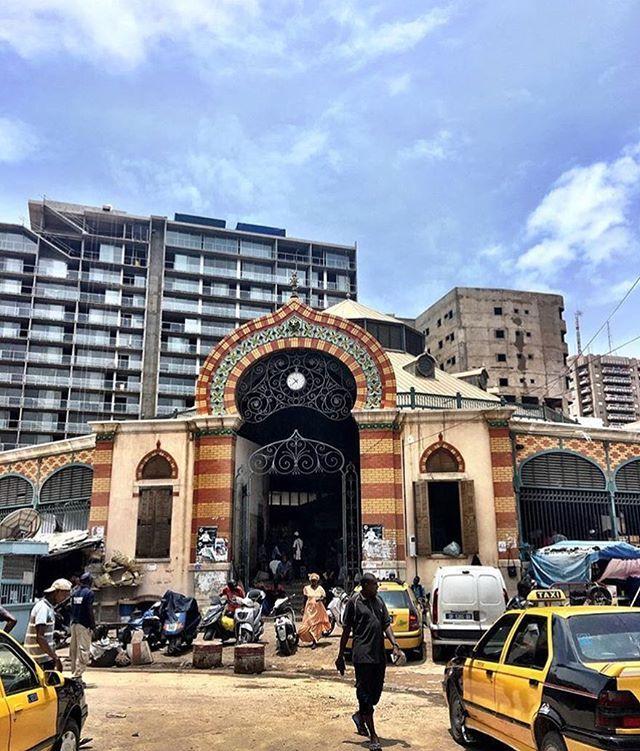 Marché Kermel, Dakar - Sénegal