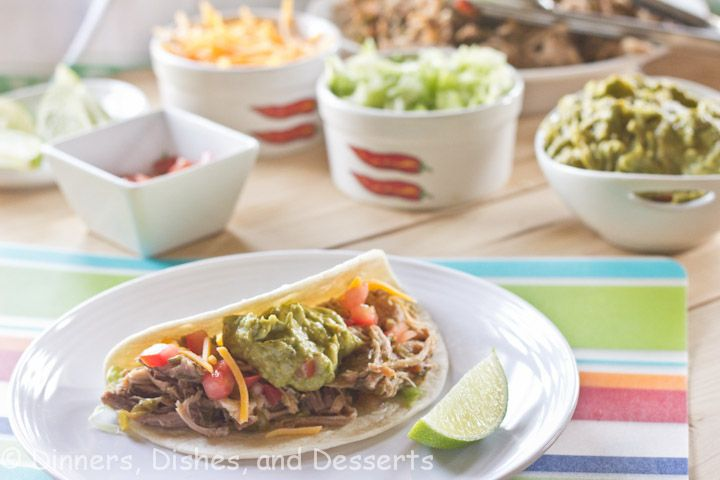 Pork Carnitas | Dinners, Dishes and Desserts
