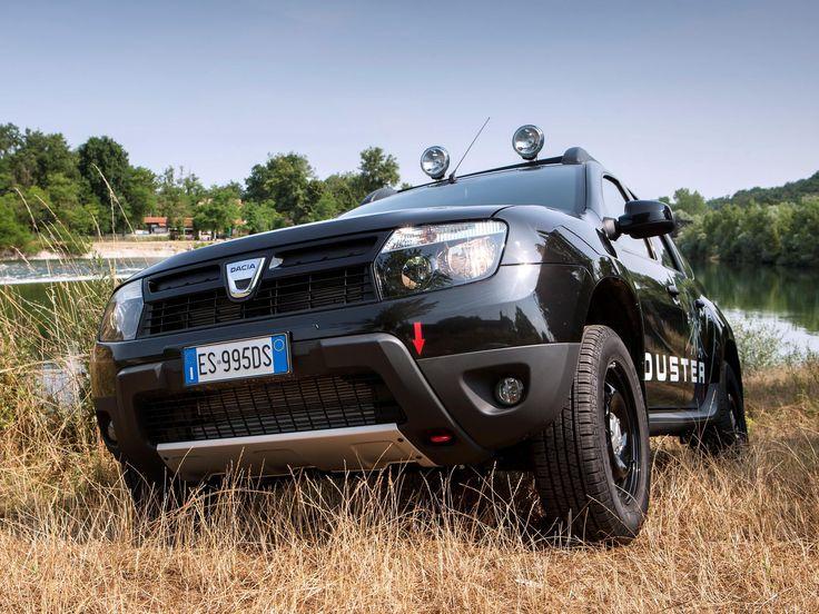 2013 Dacia Duster Aventure