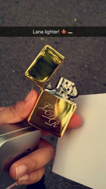 Lana Del Rey #LDR lighter in the merch booth on the #Endless_Summer_Tour