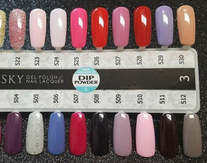 Pin By Casie Jones On Nail Colors Kiara Sky In 2019 Pinterest Dip Gel Nails Dipped Nails