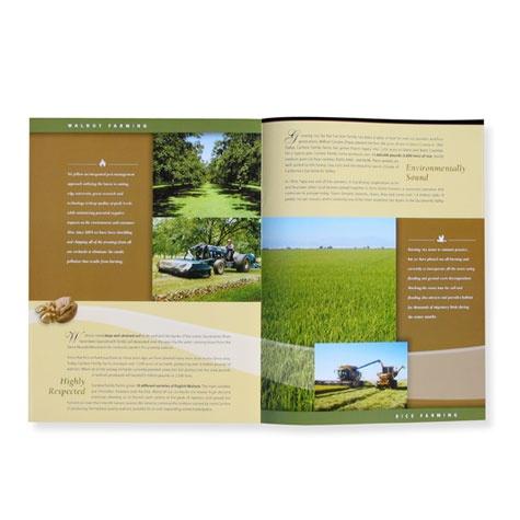 agriculture brochure templates - 12 best rural brochures images on pinterest brochure