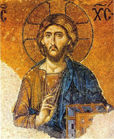 Παναγία Ιεροσολυμίτισσα: Ταξιδεύουμε στα μωσαϊκά της Αγιά Σοφιάς, με οδηγό ...