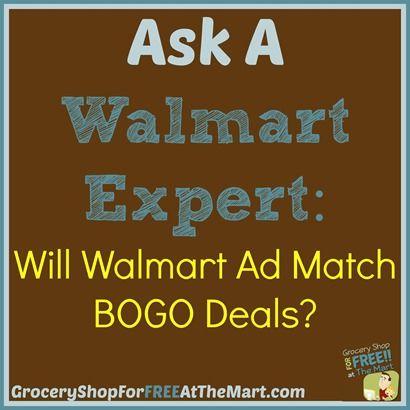 http://www.groceryshopforfreeatthemart.com/ask-a-walmart-expert-will-walmart-ad-match-bogo-deals/