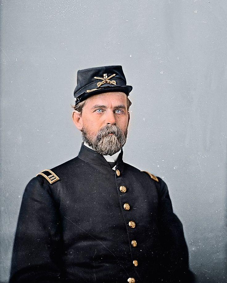 윌리엄 P. 챔블리스 대위