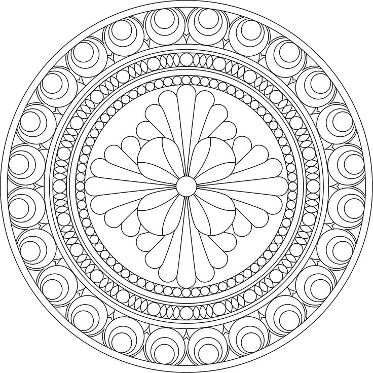 Awesome Mandala Coloring Books 64 Find this Pin