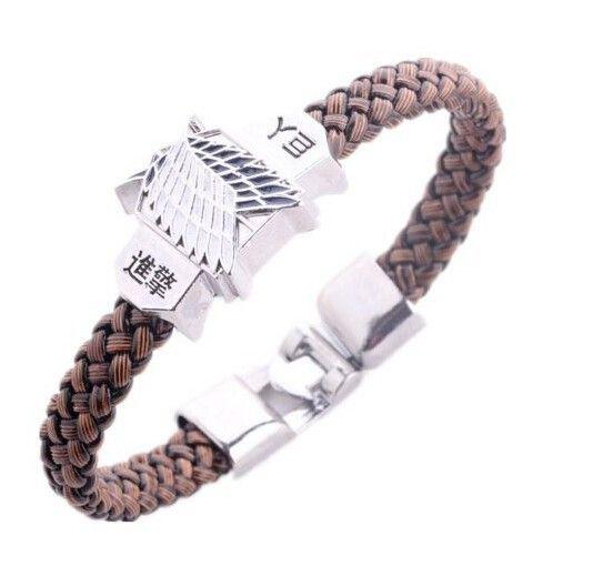 Attack on Titan Bangle Bracelet