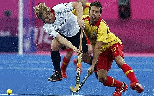 Ashley Jackson and Marc Salles - London 2012 Olympics:  Ashley Jackson aiming to propel Great Britain into the men's hockey final with a win over Holland