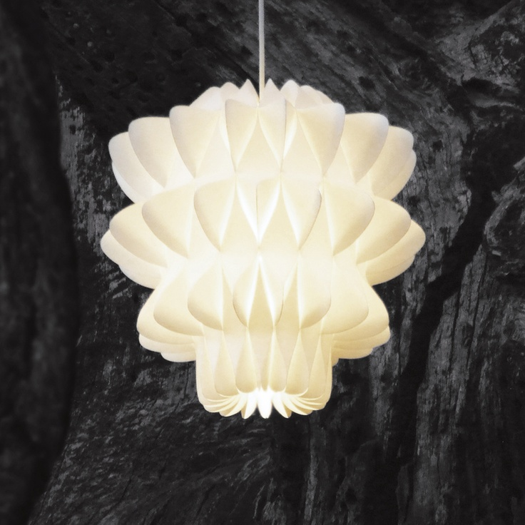 Nice Luum solo square light fixture from Splinter Seed