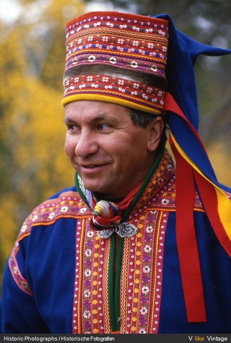 Lapland - Sami people are indigenous people, who live in the norhern regions of Finland, Sweden, Norway and Russia