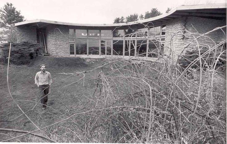 frank lloyd wrights solar hemicycle house casa domo