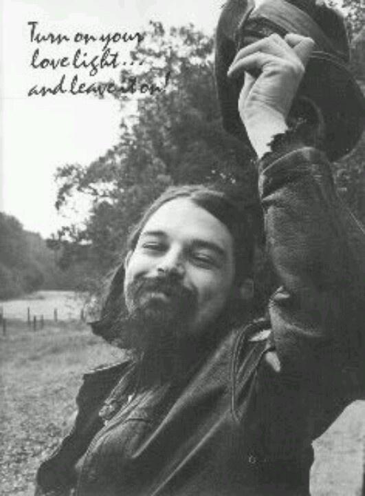 """Ron """"Pigpen"""" McKernan of Grateful Dead"""