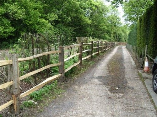 17 Best Images About Split Rail Fence On Pinterest Stone