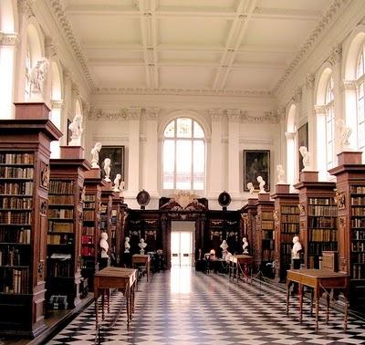 Happiness - Wren Library Trinity College, Cambridge