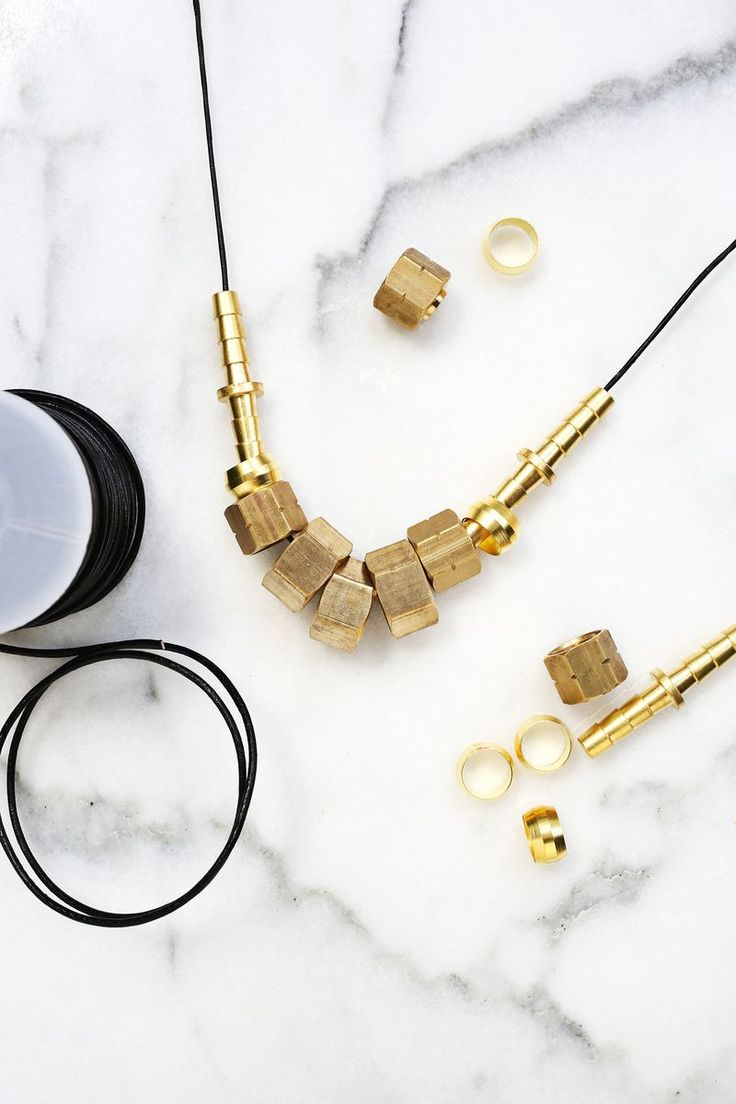 Try This: Hardware Store Necklace