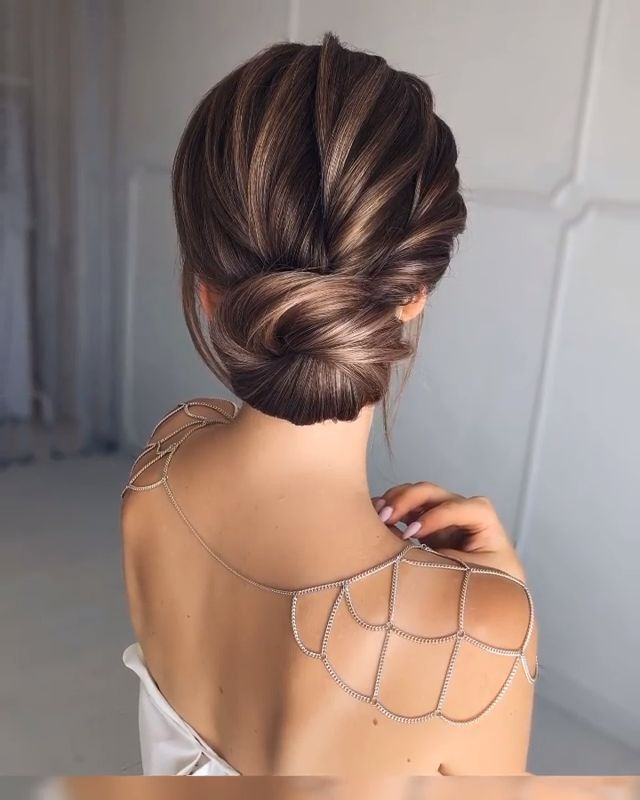 39 FAB BRIDAL HAIR STYLE IDEAS FOR EVERY LENGHT! Here's the key point. Your hair is long or short, y