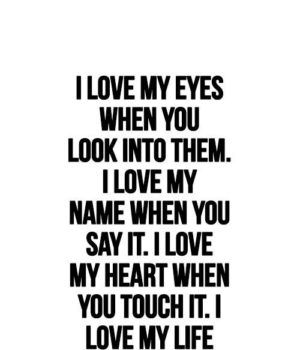 52 I Love You Quotes for Him @GirlterestMag #iloveyou #love #quotes #boyfriend #relationships #anniversary