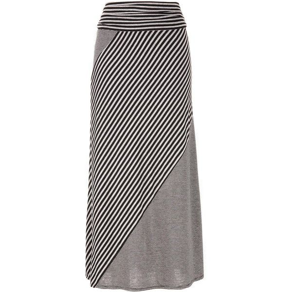 25  best ideas about Striped maxi skirts on Pinterest | Maxi skirt ...