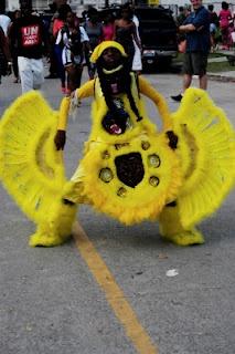 Mardi Gras Indians, 2012: Flag Boy
