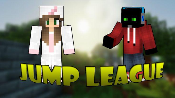 Nejlepší hra?! :O | Jump League [MarweX&ItsMeVeronika]