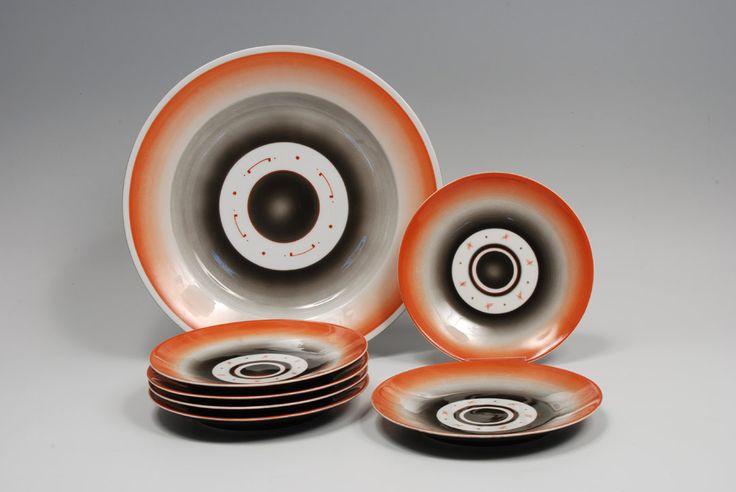 Nora Gulbrandsen for Porsgrund Porselensfabrikk, ca. 1930