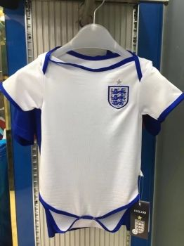 73be3fd0055 Infant 2018 England Home World Cup Jersey  L972