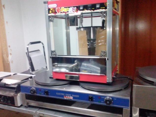 8oz,maquina industrial de palomitas de maiz,nueva en Pontevedra - vibbo - 104570496