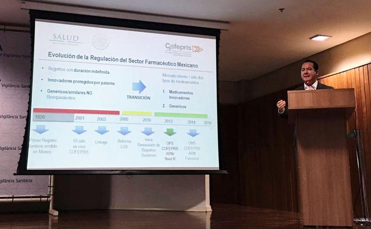 COFEPRIS presentó la estrategia de México en materia de medicamentos genéricos en la Reunión de las ARNr - http://plenilunia.com/novedades-medicas/cofepris-presento-la-estrategia-de-mexico-en-materia-de-medicamentos-genericos-en-la-reunion-de-las-arnr/40128/