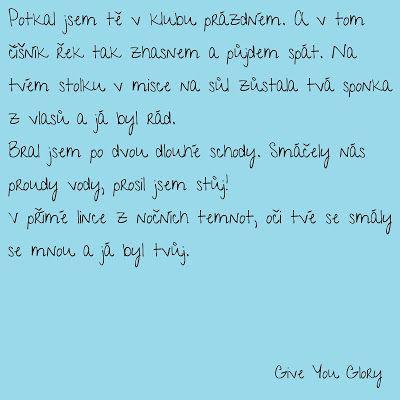 Můj papírový relax: Font, který čeština nezaskočí (28)