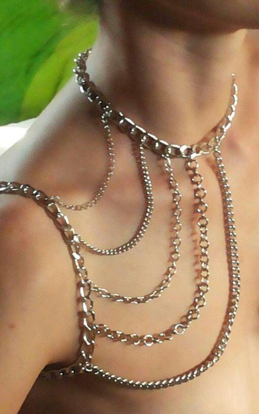 Shoulder jewels, 2013.