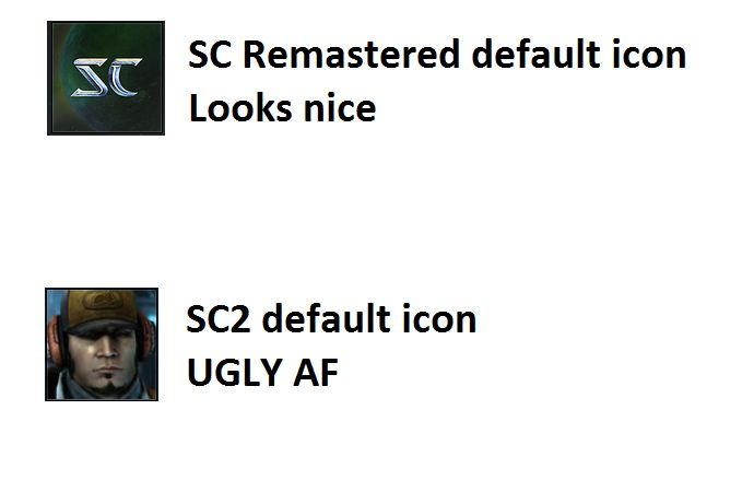 The first thing you notice on the SC Remastered forums: How Ugly AF Kachinsky is in comparison. Please change the SC2 default portrait. #games #Starcraft #Starcraft2 #SC2 #gamingnews #blizzard