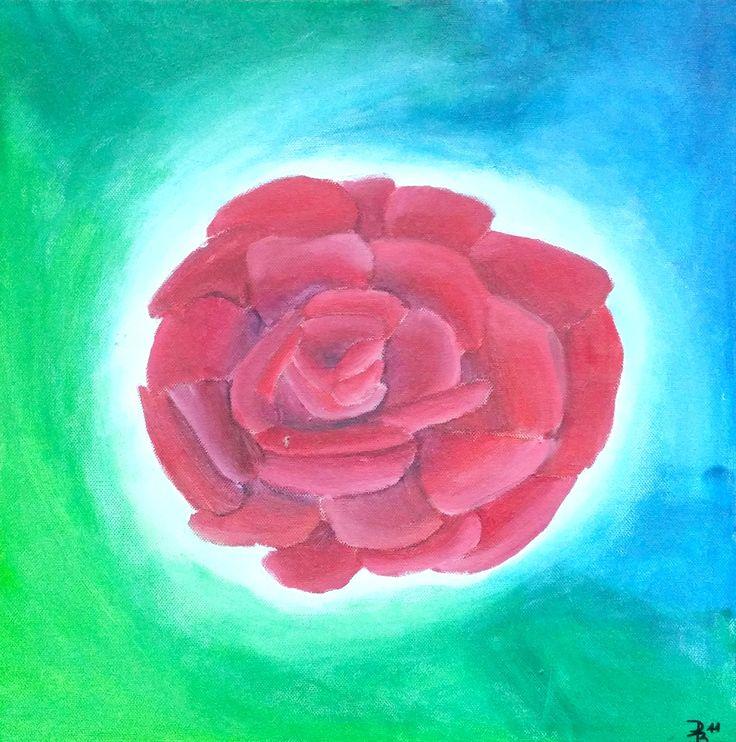 Red Rose. Dominika Bartoňová