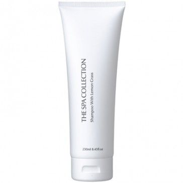 THE SPA COLLECTION Shampoo Lemon Grass  Heerlijke verzorgende shampoo van THE SPA COLLECTION die licht geparfumeerd is met de geur van Lemongrass.