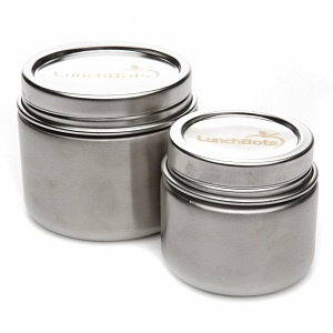 LunchBots Stainless Steel Containers: Small Home Casa, Lunchbots Stainless, Steel Items, Home Casa Chica, Stainless Steel