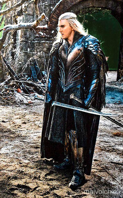 Thranduil I need a set of armor like that