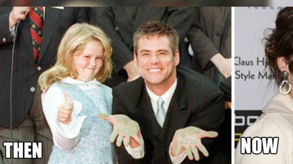 Jim Carrey's Daughter: Then And Now