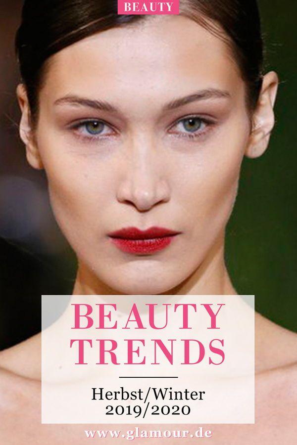 Fall Makeup Trends 2020.Beauty Trends Herbst Winter 2019 2020 Die Top 10 In 2019