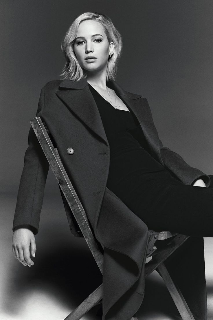 Jennifer Lawrence - Photoshoot for The Hollywood Reporter November 2015