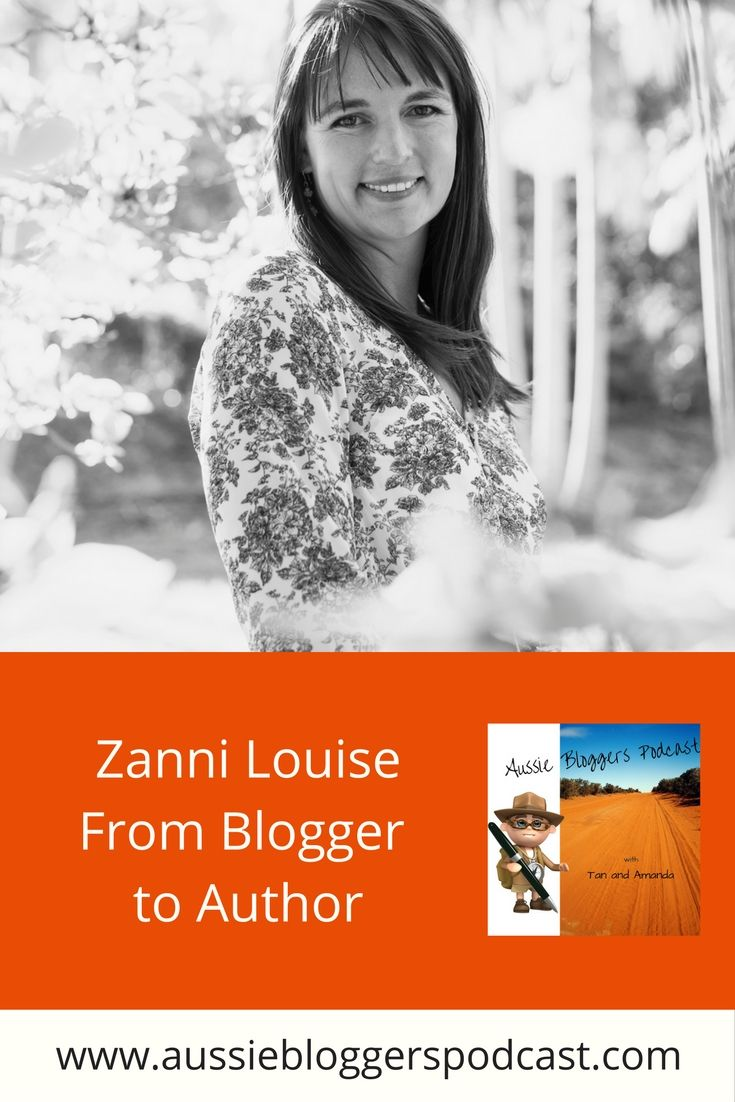 Zanni Louise is an Australian children's author, currently living in The Netherlands. Her first picture book TOO BUSY SLEEPING is listed as a CBCA Notable Book. Her second book ARCHIE & THE BEAR will be released 2017. Zanni's blogged at MY LITTLE SUNSHINE HOUSE for seven years. She runs blogging workshops at Byron Bay Writer's Festival and for various companies. As a blogger you will learn how to use your blog for new opportunities, become an author and much, much more. #podcast @zannilouise