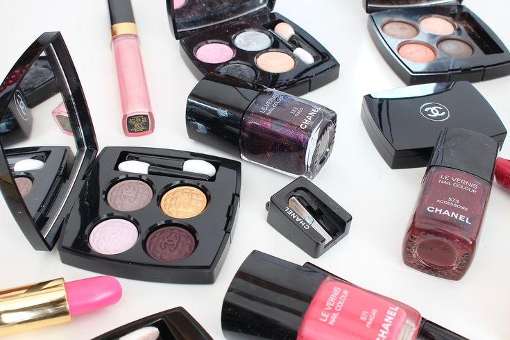 CHANEL MAKEUP COLLECTION ∼ Part One - on www.BeautyPassionista.com