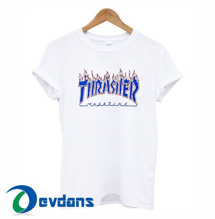 Tag a friend who would love this!     $13.50    Get it here ---> https://www.devdans.com/product/thrasher-blue-magazine-cheap-dress-shirts-women-men/