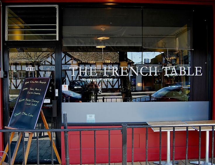 Riley Park Hotspot: The French Table.   http://thefrenchtable.ca/  http://nexthome.yp.ca/neighbourhoods/vancouver-riley-park/89067/