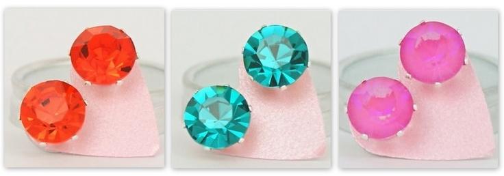 more earrings by jojo loves you: Love You, Style, Baubles, Jewelry, Jewels, Jojo, Earrings, Bejeweled