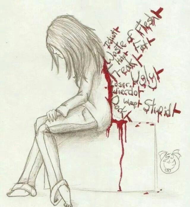 Mädchen im wahren Blut