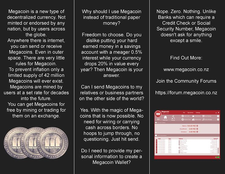 https://forum.megacoin.co.nz #megacoin #altcoin #cryptocurrency #investing #finance