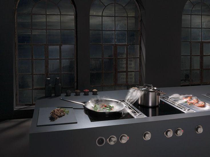 12 best cuisines avec hotte images on pinterest cooker - Hotte bora prix ...